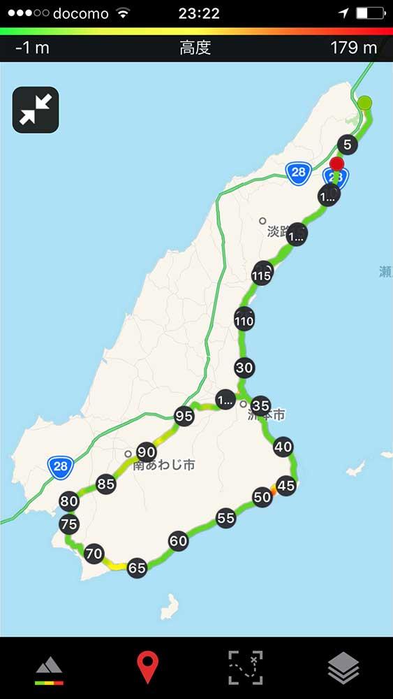 淡路島ルート