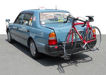 サイクルタクシー