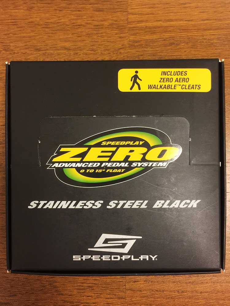 SPEEDPLAY ZERO
