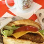 京都亀岡のダイコクバーガー。ポテトが絶品だった!