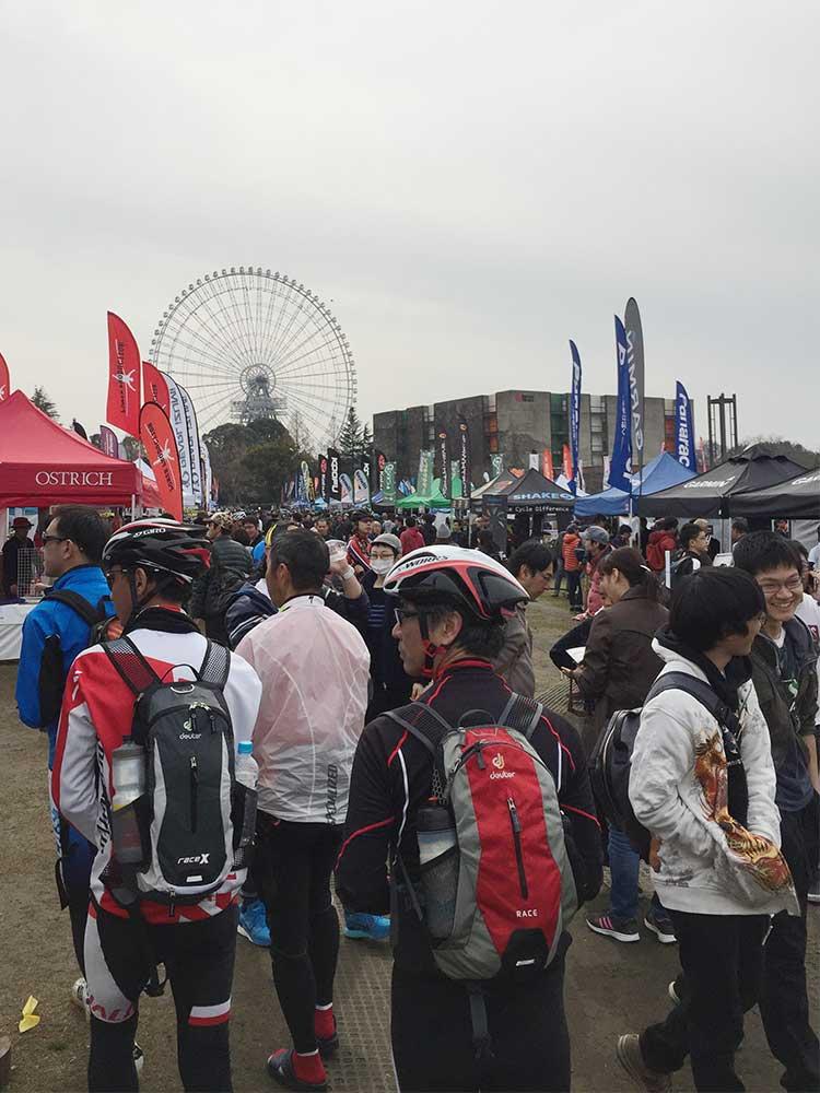 サイクルモードライド大阪