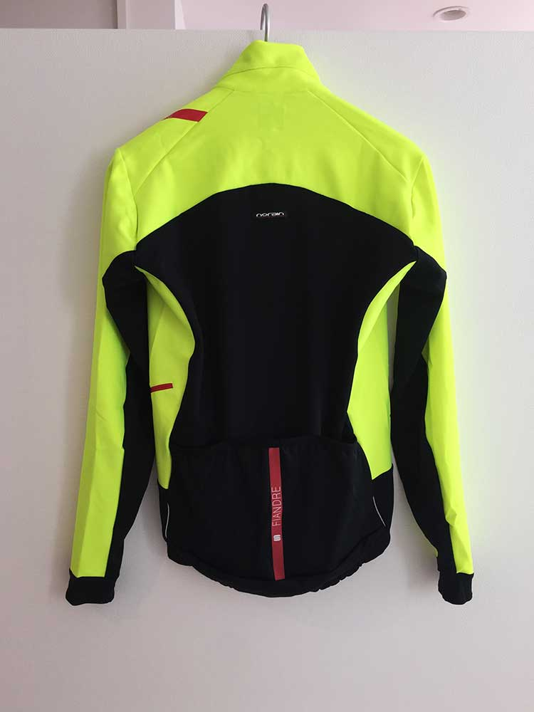 Sportful - Fiandre Light Wind ジャージ