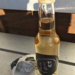 亥の子餅と桜川サイダー。妙見山ヒルクライムのご褒美