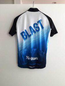 ブラストblast オリジナルジャージ