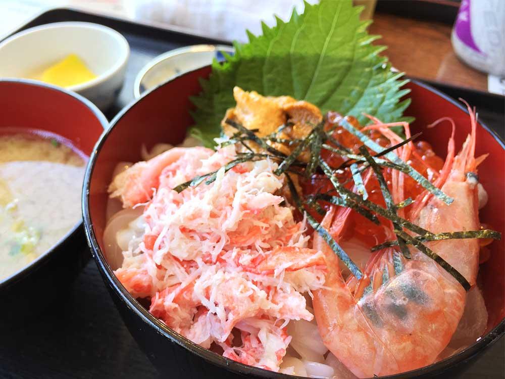 かねまつ 小浜 海鮮丼