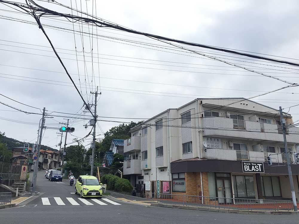 阿武山激坂