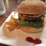 兵庫西宮のドでかいハンバーガー「エスケール Esquerre」六甲山ヒルクライムのおとも第1弾