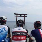 自走ビワイチ制覇。大阪高槻から距離300kmコース