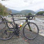 そうだ ロードバイクで嵐山、行こう。リピート決定の100kmコース。