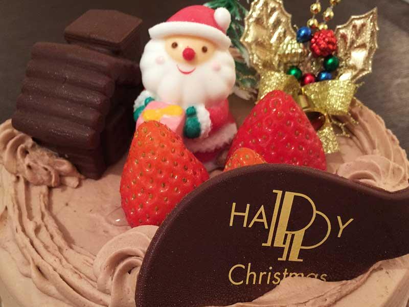 プチプランス クリスマスケーキ