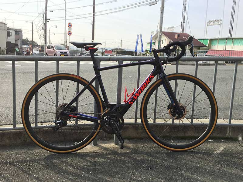 S-WORKS-ROUBAIX ルーベ