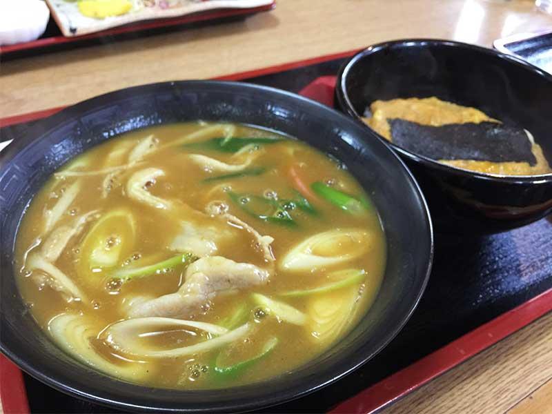 カレー中華 小谷食堂