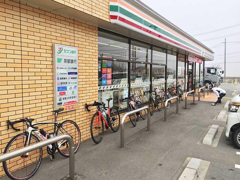 セブンイレブン 亀岡運動公園前店