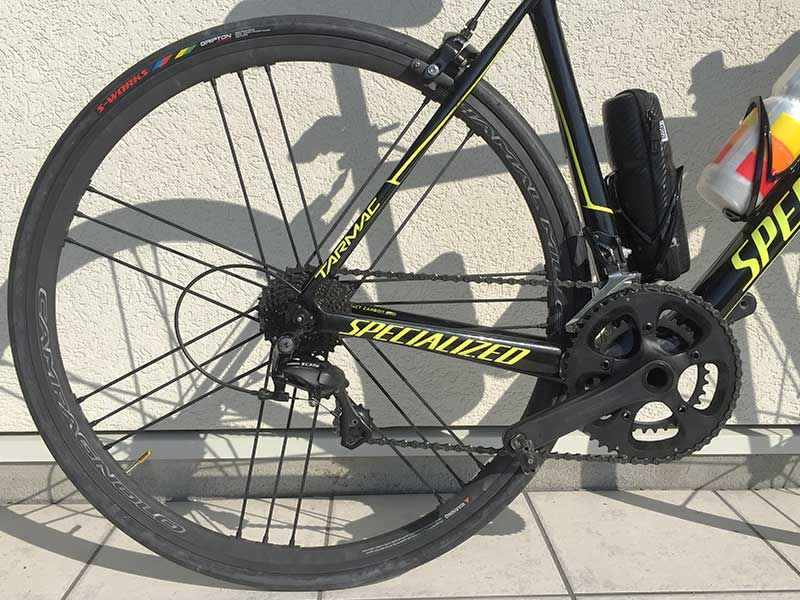 s-works TURBO タイヤ