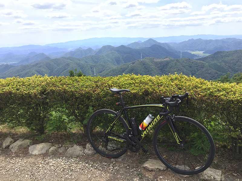 大野山ヒルクライム