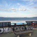 【ビワイチルート完全版】ビワイチ、久しぶりに北湖150kmを走ってきた。