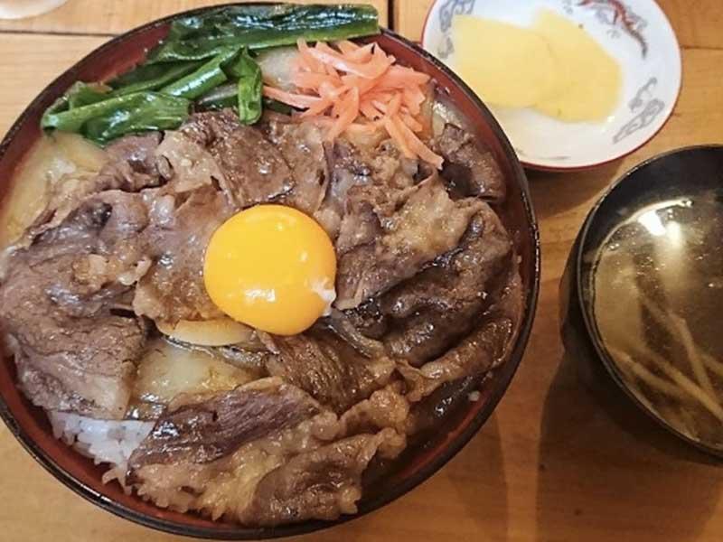 淡路島牛丼 あわ路飯店真心(マミー)