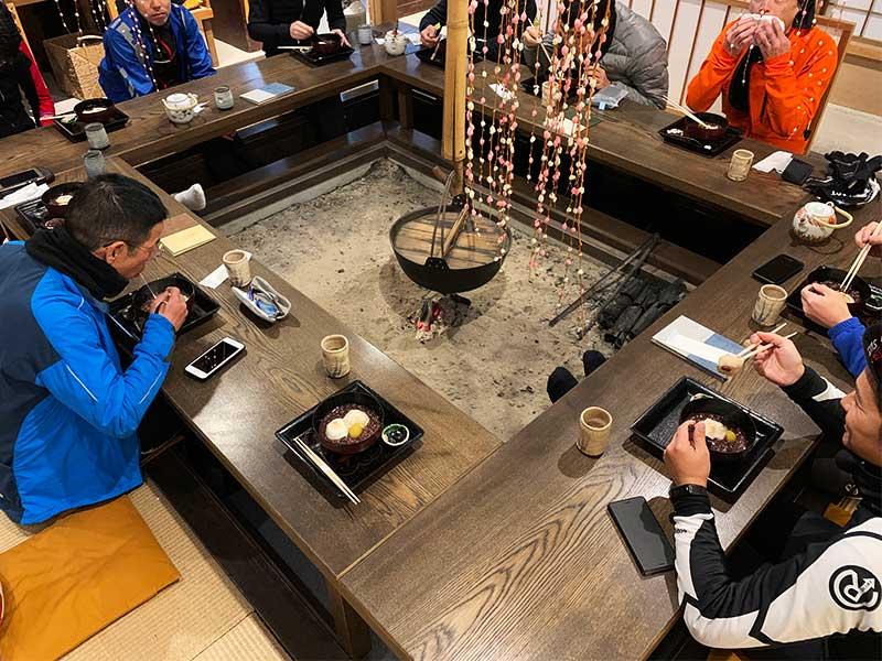寿長生の郷 囲炉裏茶房